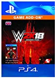WWE 2k18 - Season Pass DLC | PS4 Download Code - UK Account