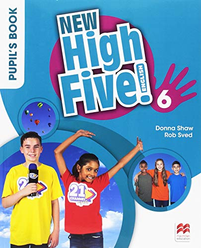 NEW HIGH HIVE 6 Pb (New High Five) por D. Shaw