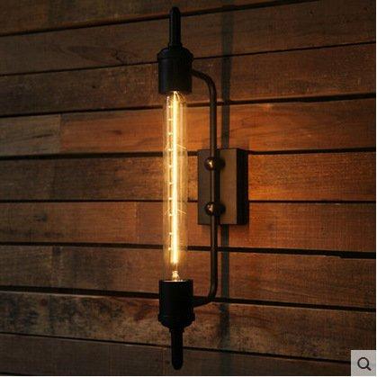 YFF@ILU Persönlichkeit spiegel Lampe am Bett. USA Ländlichen. Flur Balkon Terrasse. Treppen Dampfrohr