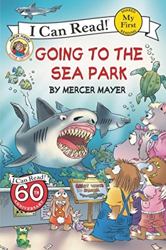 Little Critter: Going to the Sea (I Can Read! Shared My First Reading)