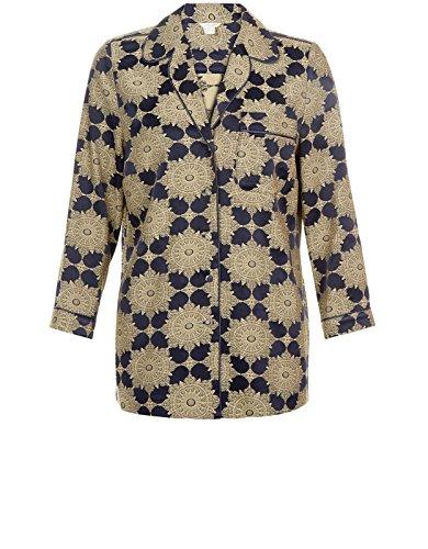 Monsoon Veste en pyjama Goldie Bleu Marine