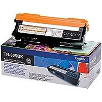 Brother Original Jumbo-Tonerkassette TN-325BK schwarz (für Brother HL-4140CN, HL-4570CDW, HL-4150CDN, HL-4570CDWT, DCP-9055CDN, DCP-9270CDN, MFC-9460CDN, MFC-9970CDW, MFC-9465CDN)
