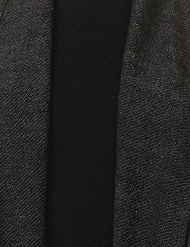 Tag Modest Clothing Women's Women's Dark Grey Long Cardigan Grey