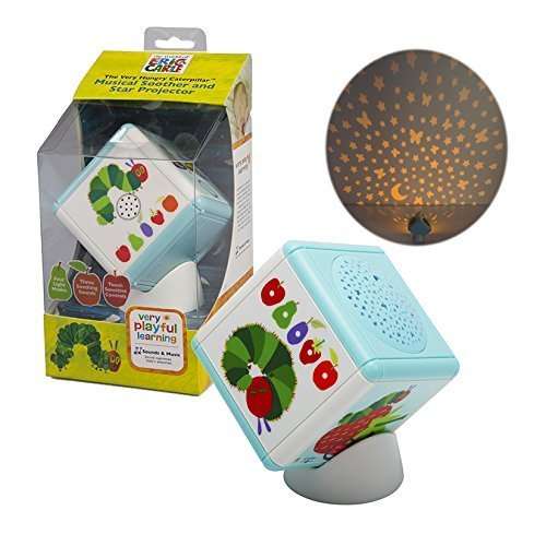 Baby Portable Soother Star Projector - Eric