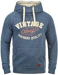 BLEND Alejandro Herren Kapuzenpullover Hoodie Sweatshirt aus hochwertiger Baumwollmischung