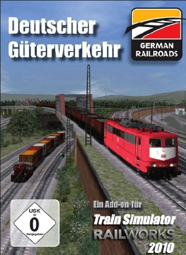 Train Simulator - Railworks 2010: Deutscher Gterverkehr (Add-On) [Edizione : Germania] - Amazon Videogiochi