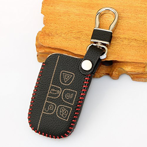 leder-auto-styling-auto-remote-key-cover-fall-holder-fit-landrover-range-rover-evoque-freelander-2-d