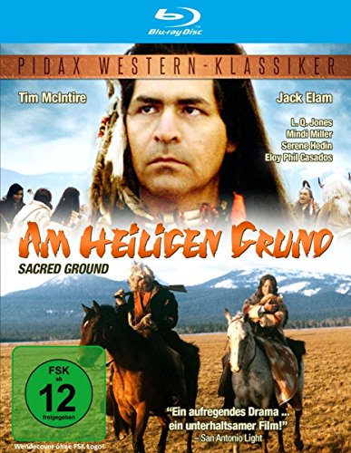 Am heiligen Grund (Sacred Ground) / Kult-Western in brillianter HD-Abtastung (Pidax Western-Klassiker) [Blu-ray]