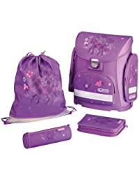 Herlitz School Bag, Midi Plus - Lucky Horse, purple - PURPLE, 11280112