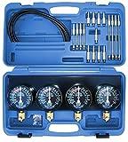 SW-Stahl 26093L Synchrontester für Vergaser, blau/schwarz