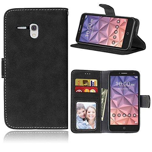 Alcatel-Fierce-XL-Hlle-Cozy-hut-TPU-Silikon-Hybrid-Handy-Hlle-Matte-Series-Case-Durchsichtig-Stofest-Tasche-Schutz-Scratch-Resistant-protection-Case-Tasche-Schutzhlle-Cover-Handyhlle-Etui-Shell-fr-Alc