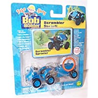 Hit Entertainment bob the builder blue scrambler model