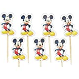 Mickey Mouse Decoration Toothpick 3.10 pezzi