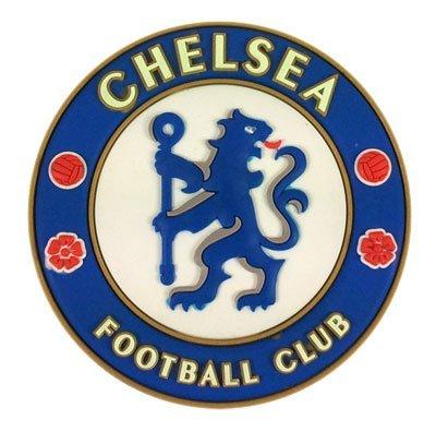 Offizielle Chelsea FC Kühlschrankmagnet, ideales Geschenk für Herren und Jungen, englische Aufschrift, für Weihnachten, Geburtstage, Vatertag, Jahrestage, Valentinstag oder kleine Überraschung für jeden echten Fußballfan -