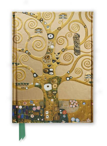 Klimt Tree of Life (Foiled Journal) (Flame Tree Notebooks)