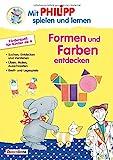Formen und Farben entdecken: Mit Philipp spielen und lernen