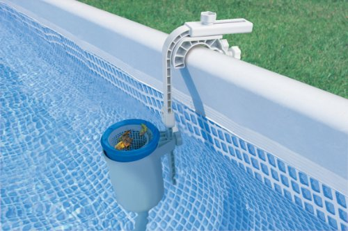 Pool Oberflächenskimmer - schnell montiert - einfache Handhabung