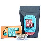 The Tea Trove - Detox Herbal Tea for Weight Loss & Skin Glow