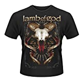 Plastic Head Men's Lamb Of God Tech Steer Short Sleeve T-Shirt