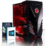 Vibox Fury 63 Gaming PC con Juego Warthunder, 4 GHz AMD FX Octo Core procesador, Nvidia GeForce GTX 970 Tarjeta gráfica, 3 TB