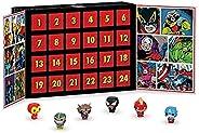 Funko Advent Calendar: Marvel (Pocket Pop 24 Pcs), Action Figure - 42752