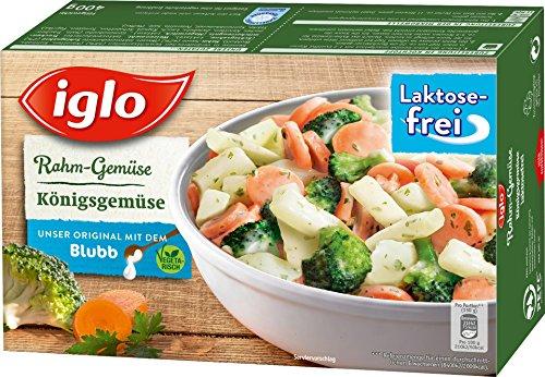 Iglo - Rahm-Gemüse Königsgemüse laktosefrei TK - 400g