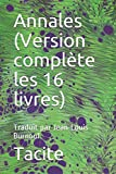 Annales (Version complète les 16 livres) - Independently published - 14/05/2018