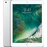 Newest Apple iPad with WiFi - 128GB - Silver (NEW IPAD - Latest Model - 2017) (Replaces iPad Air 2)