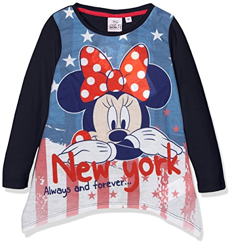 Disney Girl's Minnie Mouse London T-Shirt