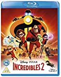 Incredibles 2 (Blu-ray) [2018] [Region Free]