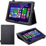 Originale Supremery Odys Wintab 10 Hülle Tasche Flip Case Cover Zubehör mit Standfunktion für Odys Wintab 10 Tablet-PC