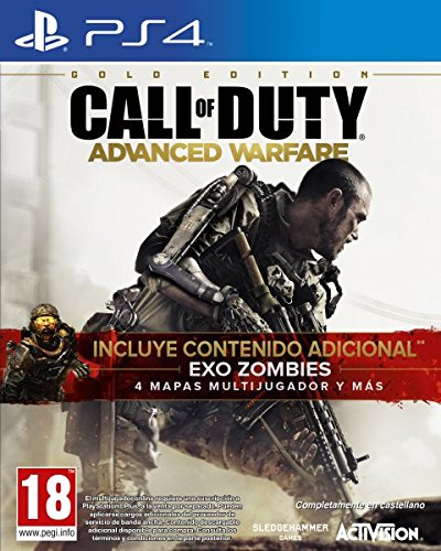 Call Of Duty: Advanced Warfare - Gold Edition