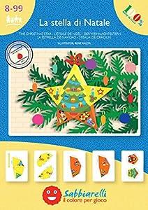 Sabbiarelli 100CB0102álbum La Estrella de Navidad 3D