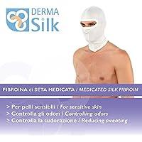Set Dermasilk - 3 Mann-Gesichtsmaske (Umfang kopf über 54 cm) preisvergleich bei billige-tabletten.eu