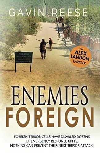 Enemies Foreign (The Enemies Series)