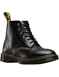 Dr.Martens Womens 101 Arc 6 Eyelet Leather Boots