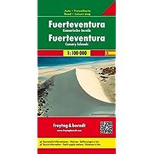 Freytag Berndt Autokarten, Fuerteventura - Maßstab 1:100.000 (freytag & berndt Auto + Freizeitkarten)