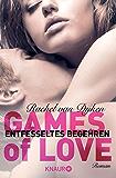 Games of love - Entfesseltes Begehren: Roman (Die Games of Love-Reihe)