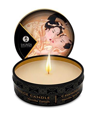 Shunga Massagekerze Desire, Vanille