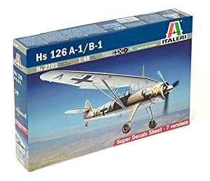 Italeri - Juguete de aeromodelismo Escala 1:48 (2701)