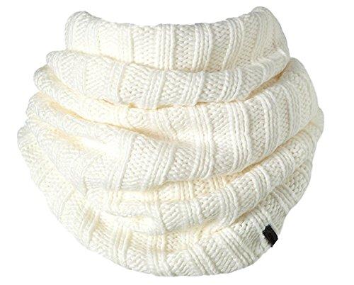 Barts Agata Col - Sciarpa da Donna, colore cream, taglia Unica