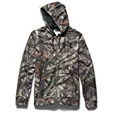 Under Armour ColdGear Infrared Camo Caliber Hoody – Herren, Herren, Mossy Oak Treestand / Canopy Green