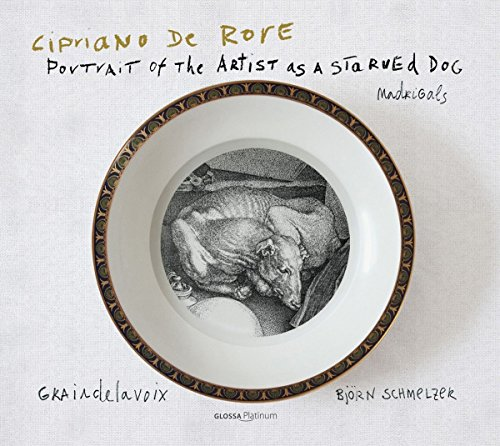 de Rore: Portrait of the artist as a starved dog (Artist Dog)