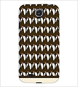 PrintDhaba Pattern D-1515 Back Case Cover for SAMSUNG GALAXY S4 (Multi-Coloured)
