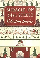 Miracle on 34th Street Gift Set: [Ornament & Book] by Valentine Davies (2002-10-01)