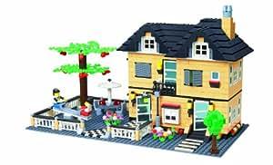 TopaZ - 24357 - Jeu de Construction - La Maison de Vacances - 815 Pièces