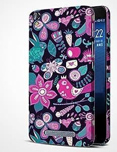 ALDIVO Premium Quality Printed Mobile Back Cover For Micromax Canvas Juice 3 Plus Q394 / Micromax Canvas Juice 3 Plus Q394 Printed Cover (GD239)