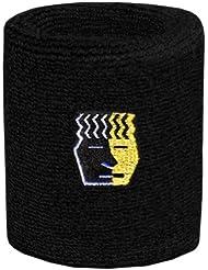Brain-Pad WBP-05 Bandeau protège-poignets anti-impact - Noir, taille unique