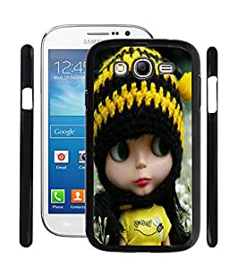 Fuson 2D Printed Cute Doll Designer Back Case Cover for Samsung galaxy Grand - D740