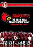 Louisville: 1980 Ncaa Championship Game - Vs Ucla [Reino Unido] [DVD]
